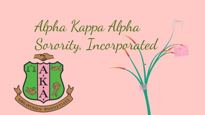 Recommendation Letter for AKA Sorority Inc. PNMs