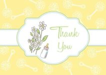 Baby Thank You Wording For All Occasions