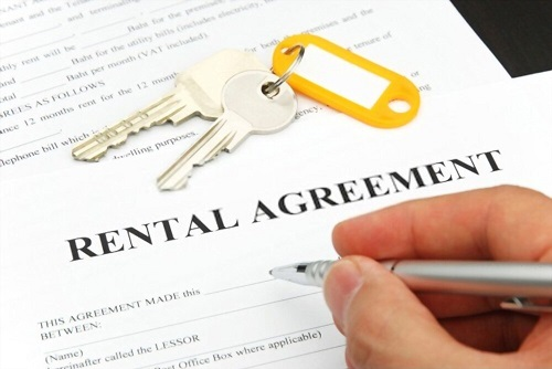 Lease / Rental Agreement Note
